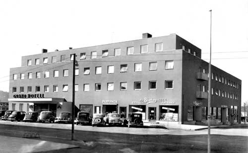 Kongens gate 37 (Grand hotell [1952])