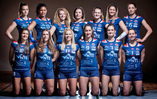 Stod Volley - spillere 2014/2015